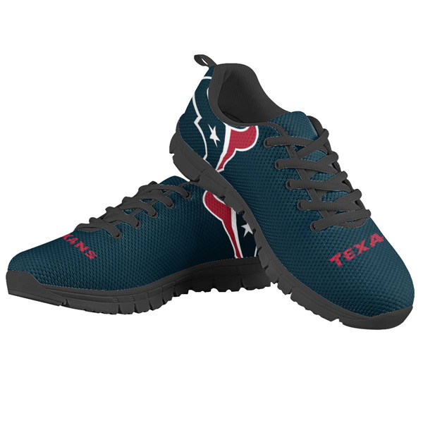 Women's NFL Houston Texans Lightweight Running Shoes 012