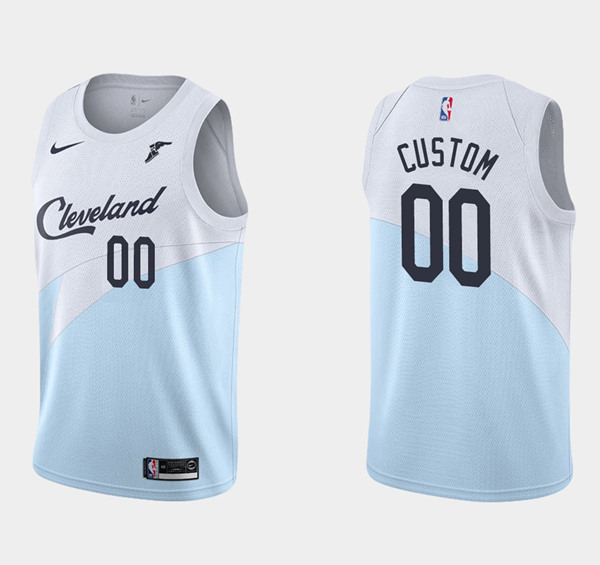 Men's Cleveland Cavaliers ACTIVE CUSTOM Earned Edition NBA Stitched Jersey