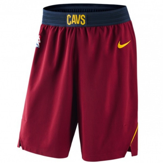 Men's Cleveland Cavaliers Red Shorts (Run Smaller)