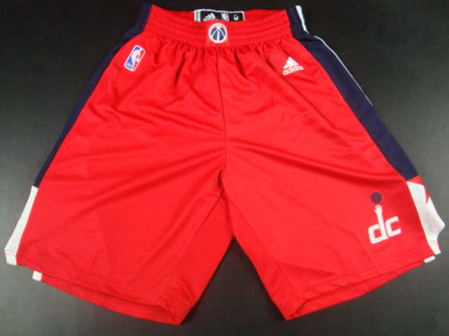 Washington Wizards Red Shorts