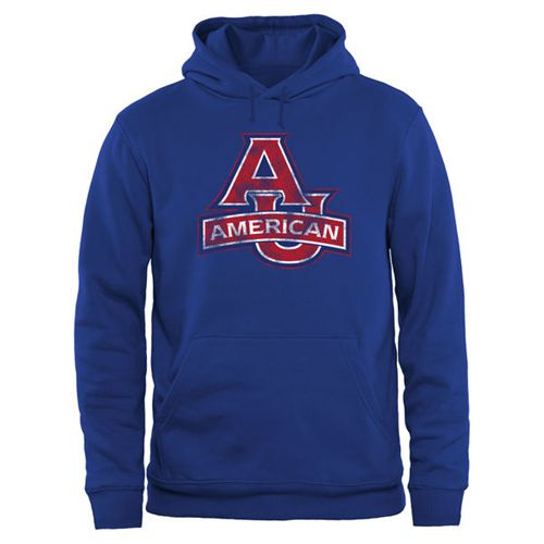 American Eagles Big & Tall Classic Primary Pullover Hoodie Royal