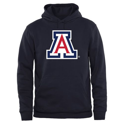 Arizona Wildcats Big & Tall Classic Primary Pullover Hoodie Navy