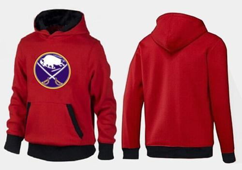 Buffalo Sabres Pullover Hoodie Red & Black