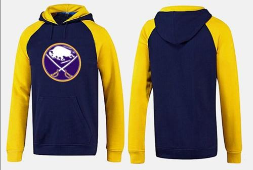Buffalo Sabres Pullover Hoodie Blue & Yellow