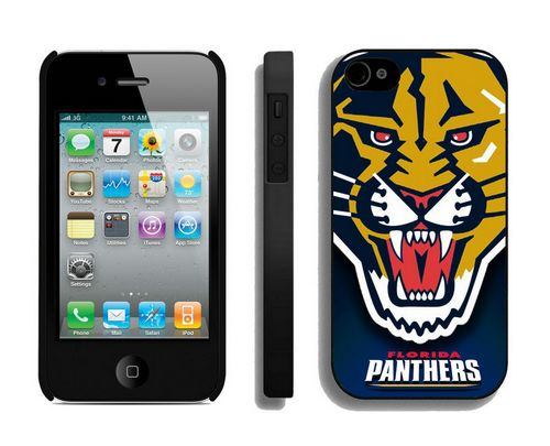 NHL Florida Panthers IPhone 4/4S Case_2