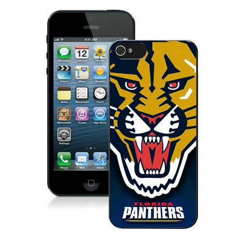 NHL Florida Panthers IPhone 5/5S Case_1
