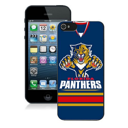 NHL Florida Panthers IPhone 5/5S Case_2