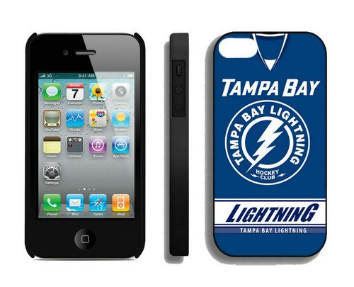 NHL Tampa Bay Lightning IPhone 4/4S Case_1