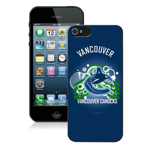 NHL Vancouver Canucks IPhone 5/5S Case_1