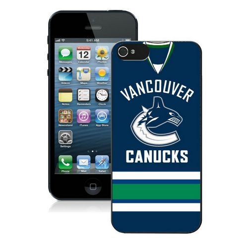 NHL Vancouver Canucks Iphone 5/5S Case_2