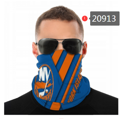 Islanders Face Scarf 020913 (Pls Check Description For Details)Islanders Face Mask Kerchief