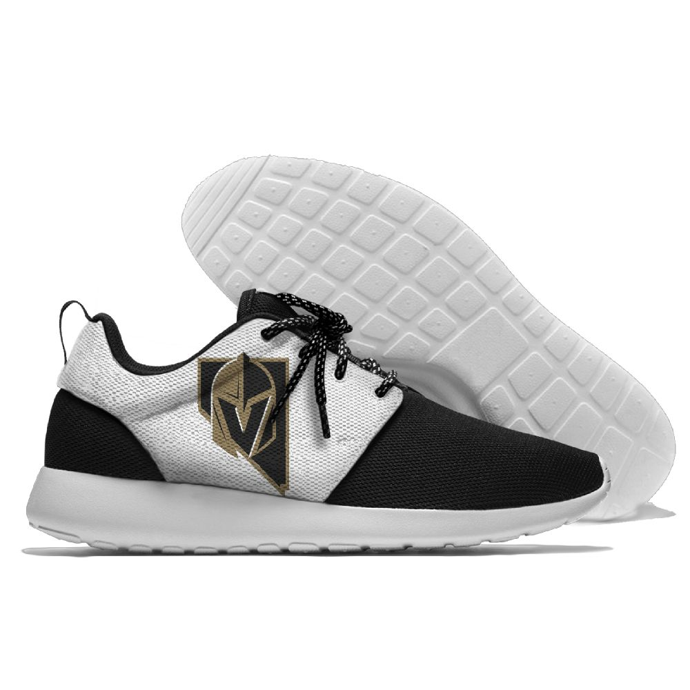 Women's NHL Washington Capitals Roshe Style Lightweight Running Shoes 005