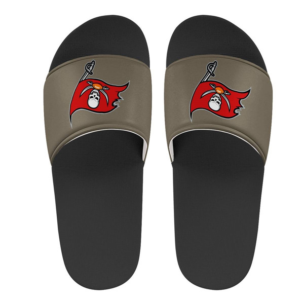 Youth Tampa Bay Buccaneers Flip Flops 001