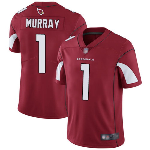 Men's Arizona Cardinals #1 Kyler Murray Red Vapor Untouchable Limited Stitched NFL Jersey
