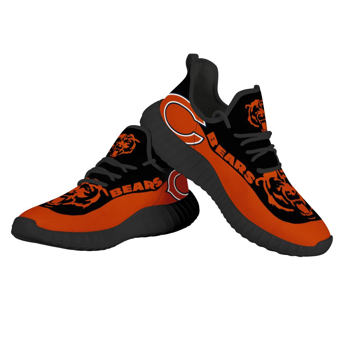 Women's NFL Chicago Bears Lightweight Running Shoes 018