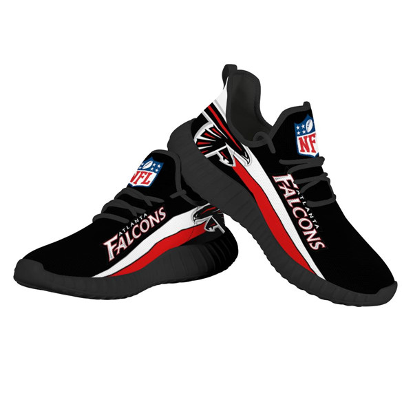 Men's NFL Atlanta Falcons Lightweight Running Shoes 010
