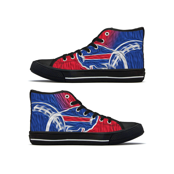 Men's NFL Buffalo Bills Lightweight Running Shoes 021