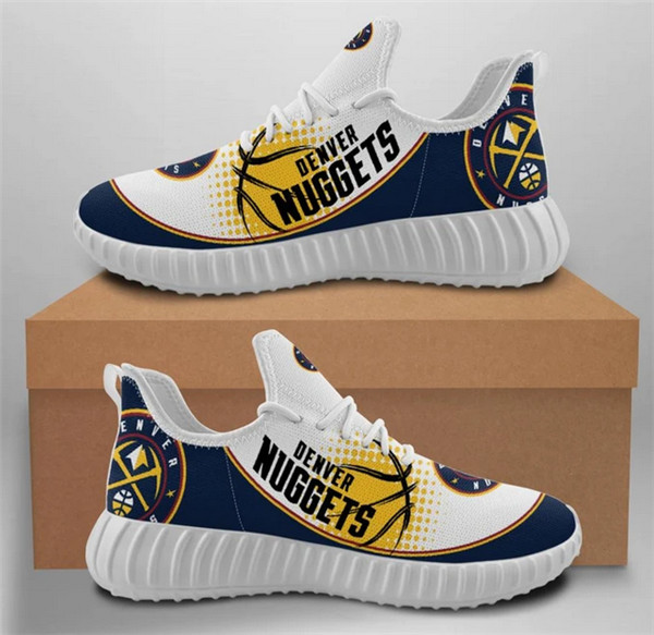 Women's NFL Denver Nuggets Lightweight Running Shoes 001