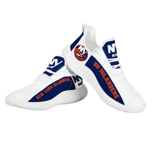 Women's NHL New York Islanders Lightweight Running Shoes 002