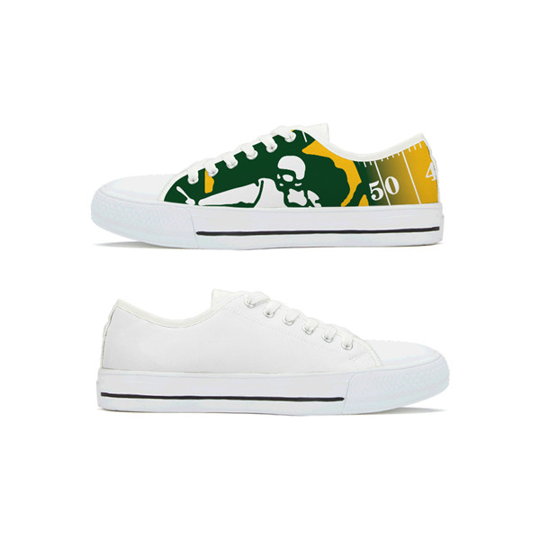 Men's NFL Green Bay Packers Lightweight Running Shoes 015
