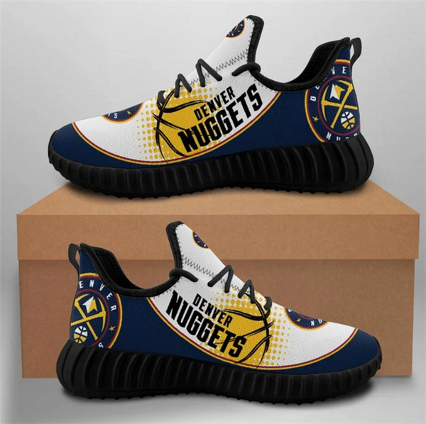 Women's NFL Denver Nuggets Lightweight Running Shoes 002