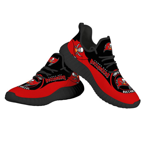 Men's NFL Tampa Bay Buccaneers Lightweight Running Shoes 001