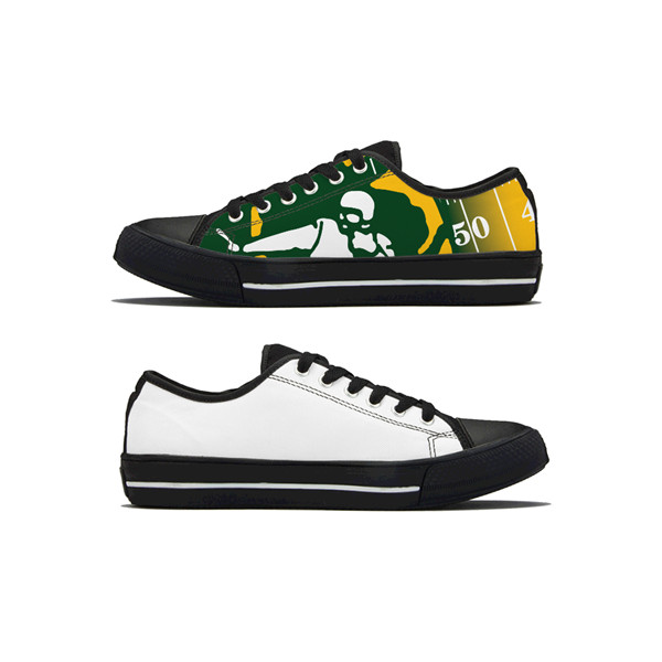 Men's NFL Green Bay Packers Lightweight Running Shoes 018
