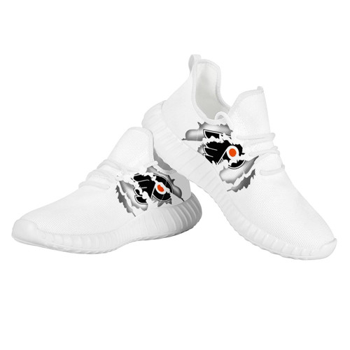 Women's NHL Philadelphia Flyers Lightweight Running Shoes 001