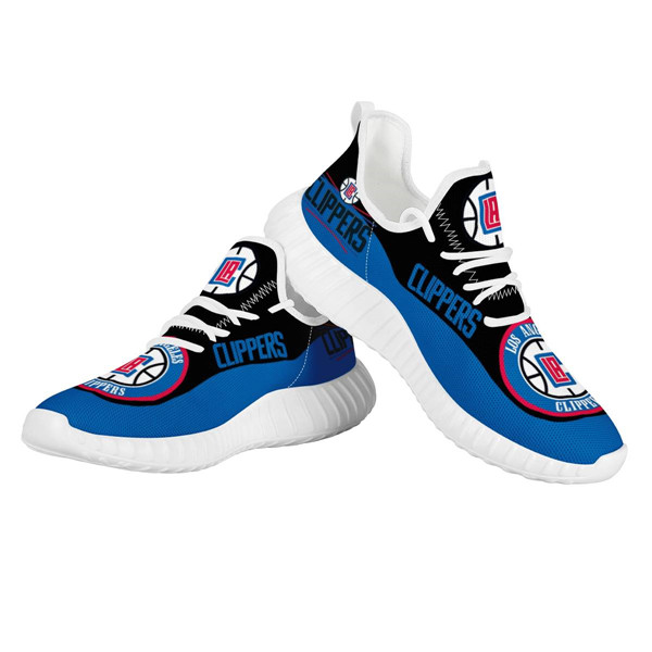 Men's NBA Los Angeles Clippers Lightweight Running Shoes 001