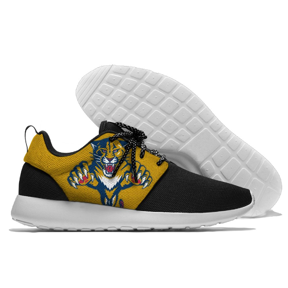Women's NHL Florida Panthers Roshe Style Lightweight Running Shoes 001
