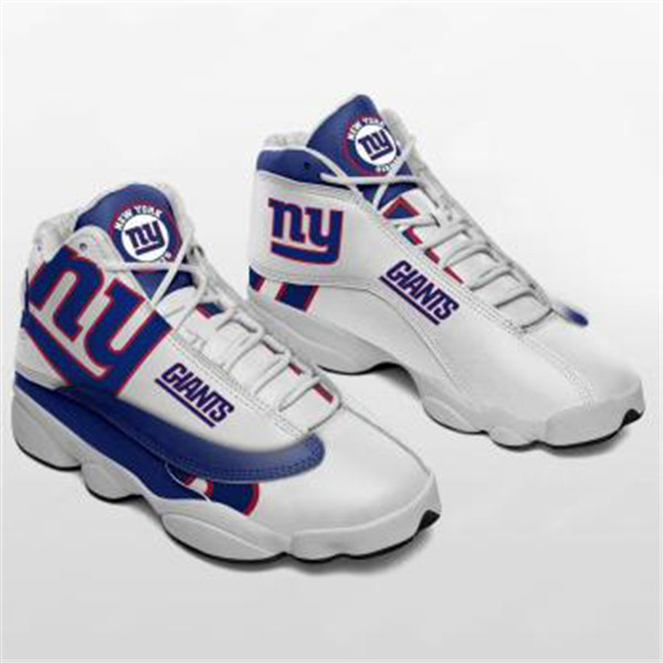 Men's New York Giants Limited Edition JD13 Sneakers 003