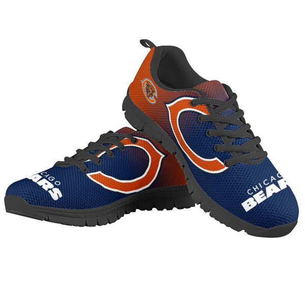 Men's NFL Chicago Bears Lightweight Running Shoes 024