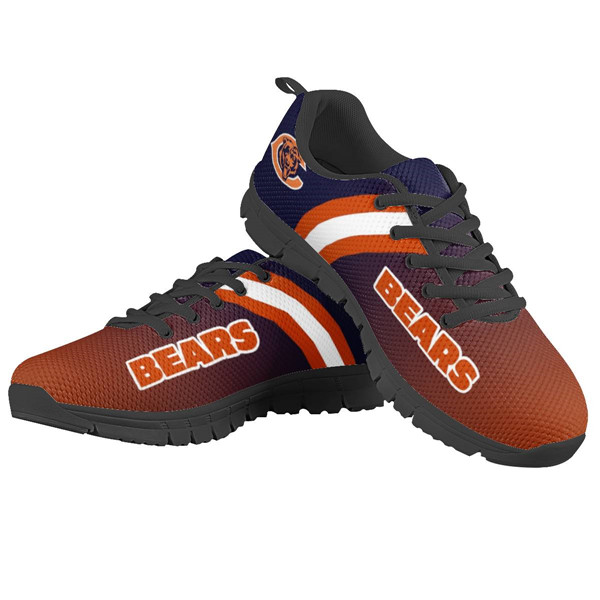 Men's NFL Chicago Bears Lightweight Running Shoes 021
