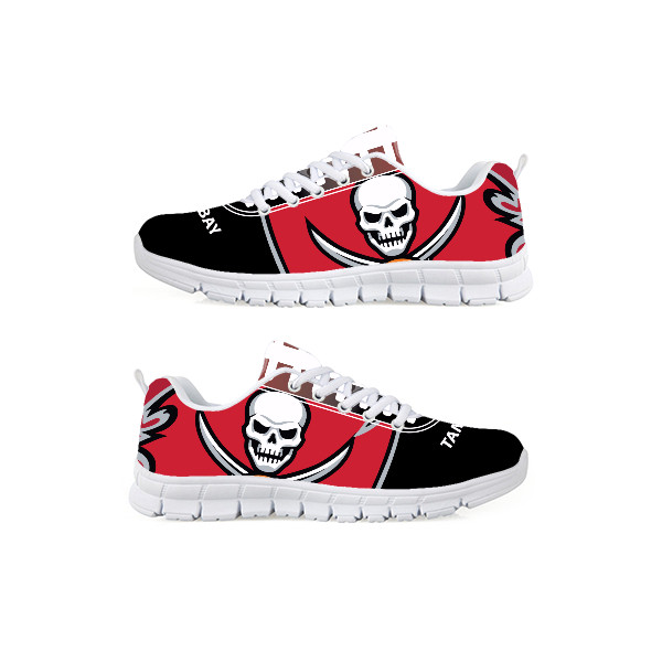 Men's NFL Tampa Bay Buccaneers Lightweight Running Shoes 006