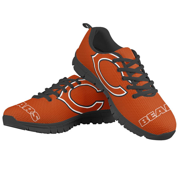 Men's NFL Chicago Bears Lightweight Running Shoes 025
