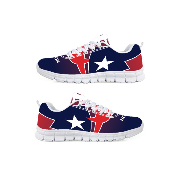 Men's NFL Houston Texans Lightweight Running Shoes 008