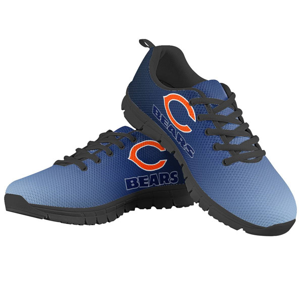 Men's NFL Chicago Bears Lightweight Running Shoes 022