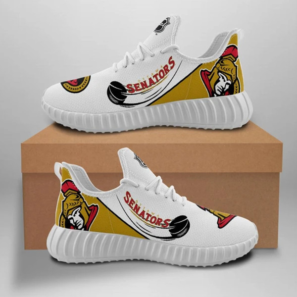 Women's NHL Ottawa Senators Lightweight Running Shoes 001