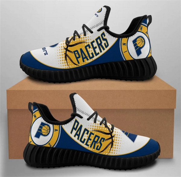 Women's NBA Indiana Pacers Lightweight Running Shoes 003