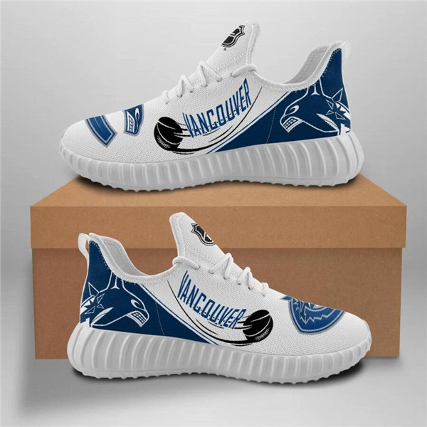 Women's NHL Vancouver Canucks Lightweight Running Shoes 001