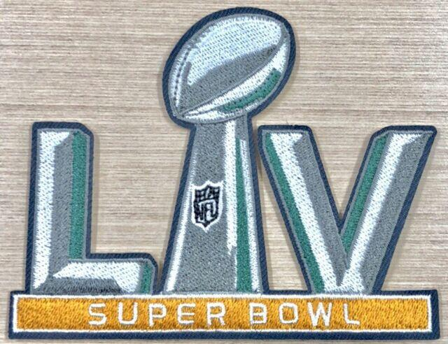 2021 Super Bowl LV Embroidered Patch