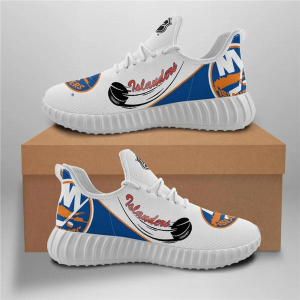 Women's NHL New York Islanders Lightweight Running Shoes 004