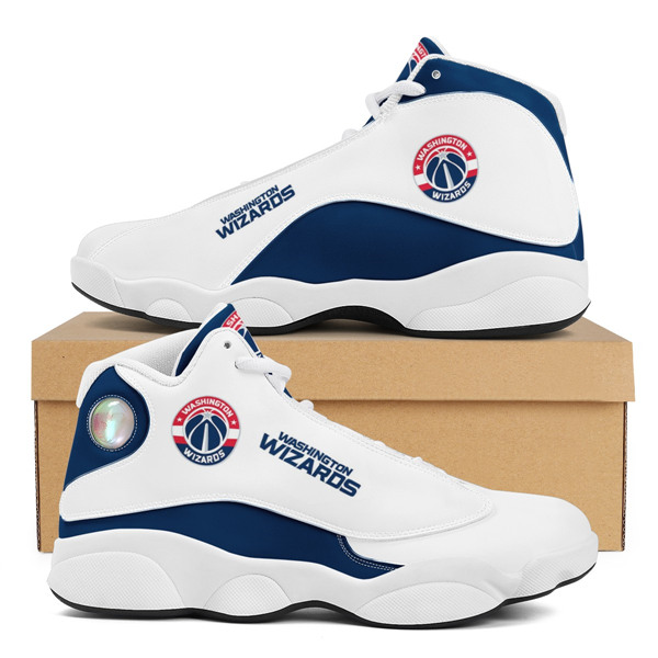 Men's Washington Wizards Limited Edition JD13 Sneakers 001