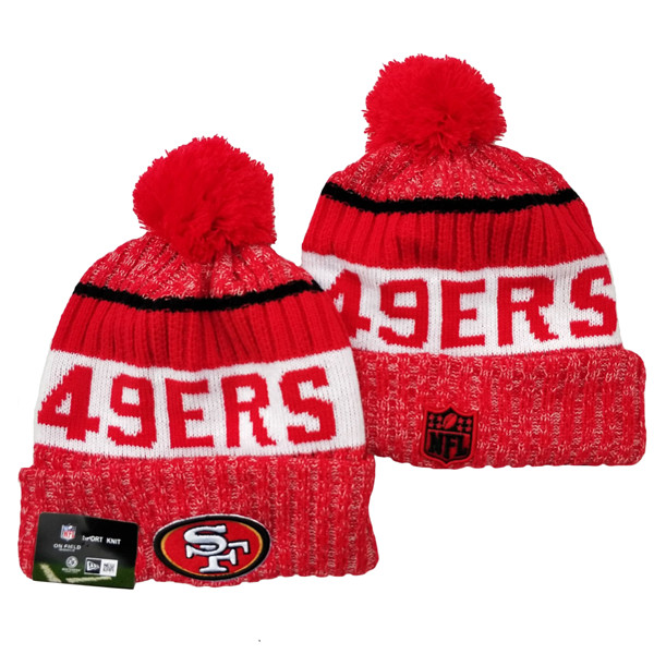 NFL San Francisco 49ers Knit Hats 079