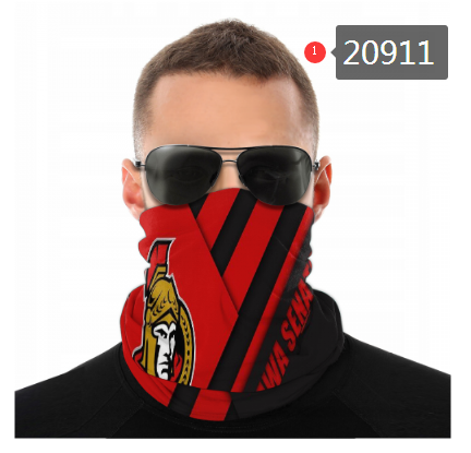 Senators Face Scarf 020911 (Pls Check Description For Details)Senators Face Mask Kerchief