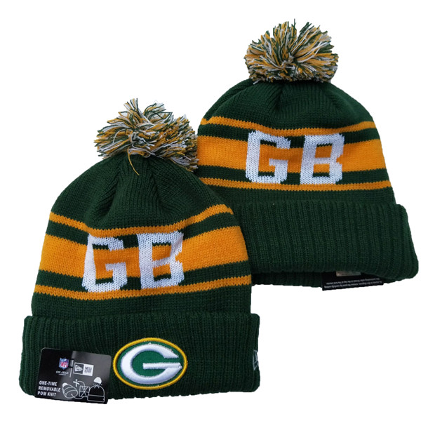 NFL Green Bay Packers Knit Hats 085
