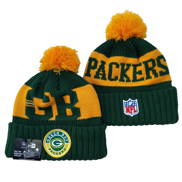 NFL Green Bay Packers Knit Hats 086
