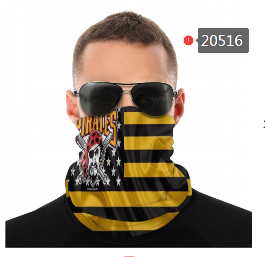 Pirates Face Scarf 020516 (Pls Check Description For Details)Pirates Face Mask Kerchief