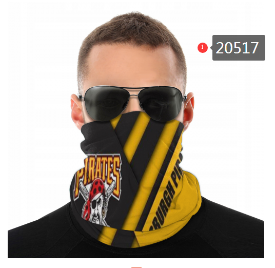 Pirates Face Scarf 020517 (Pls Check Description For Details)Pirates Face Mask Kerchief