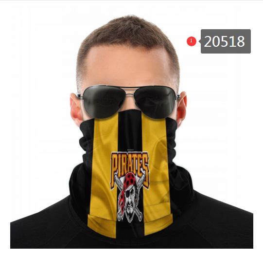 Pirates Face Scarf 020518 (Pls Check Description For Details)Pirates Face Mask Kerchief